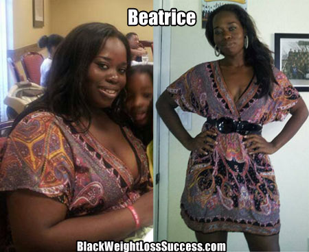 Beatrice weight loss story