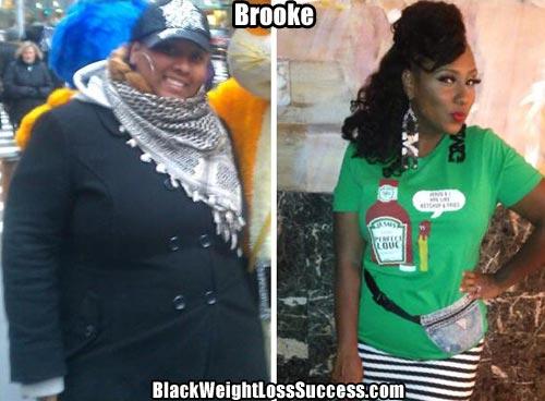 Brooke weight loss story