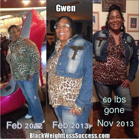 Gwen weight loss photos