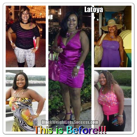 Latoya weight loss story