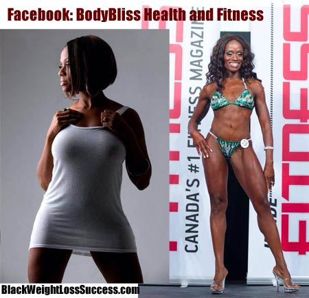 Liz fitness model figure