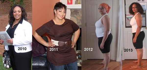 Mia weight loss story