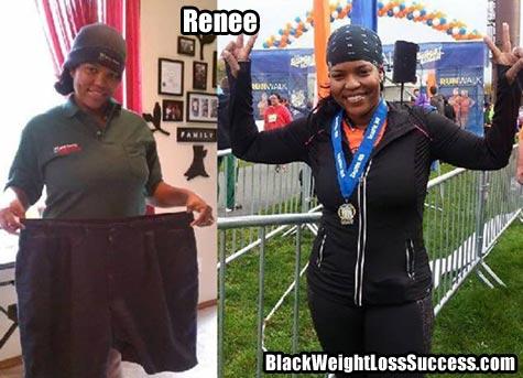 Renee weight loss