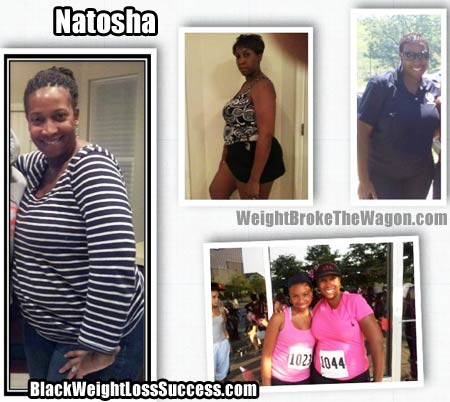 Tosha weight loss photos