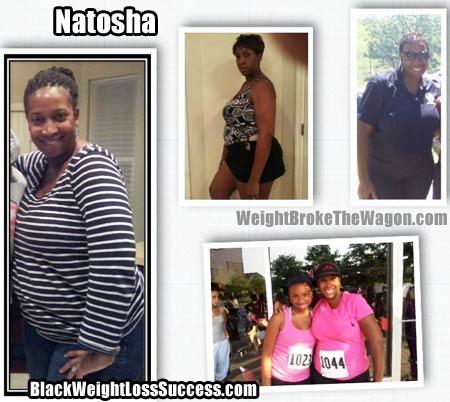 Tosha weight loss photos