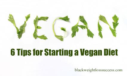 vegan diet tips
