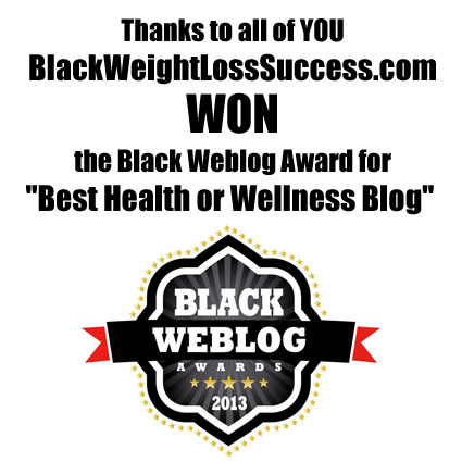 won 2013 black weblog awards