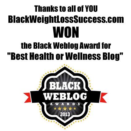 won 2013 black weblog awards