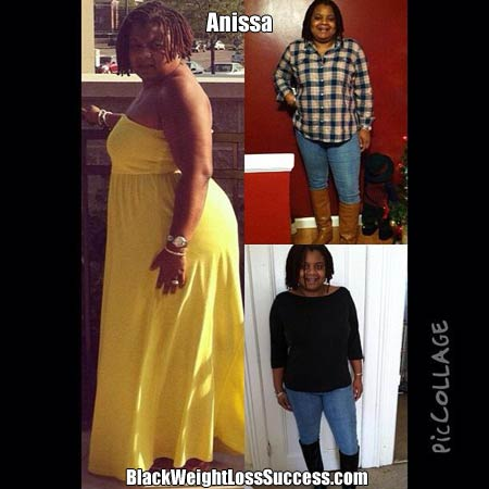 Anissa weight loss story