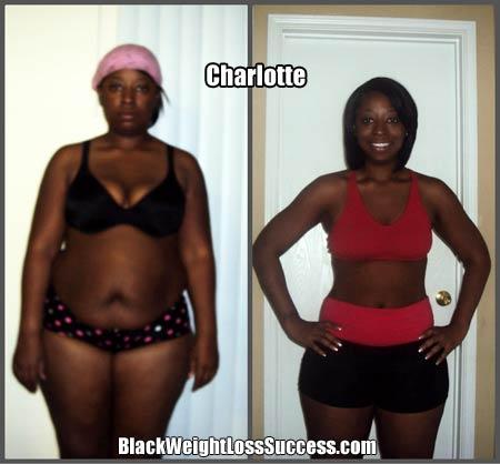 Charlotte weight loss