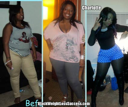 Charlotte weight loss story