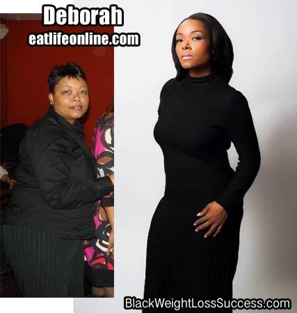 Dr. Deborah weight loss