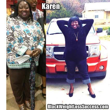 Karen weight loss diet