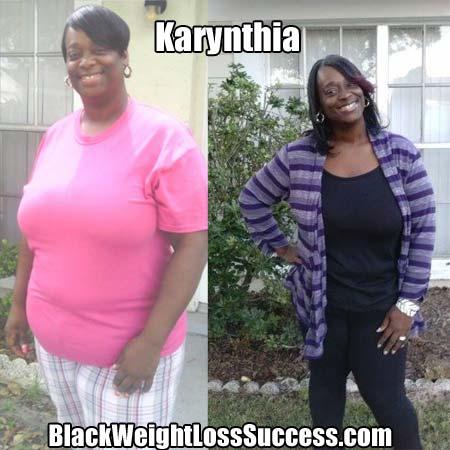 Karynthia weight loss
