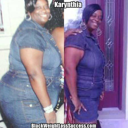 Kaynthia weight loss photos