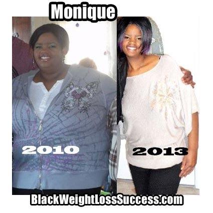 Monique weight loss surgery