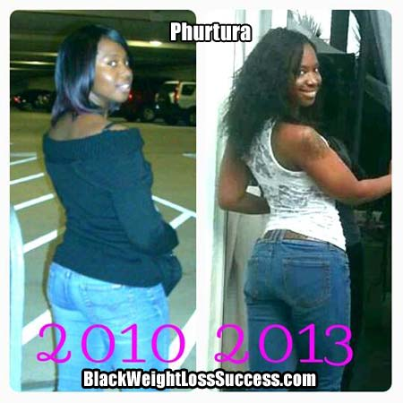 Phurtura weight loss success story