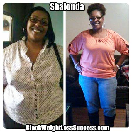 Shalonda before and after
