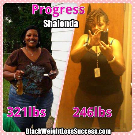 Shay weight loss story