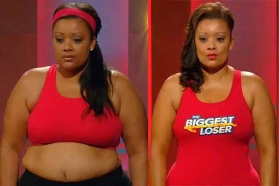Tanya Winfield Biggest Loser 15
