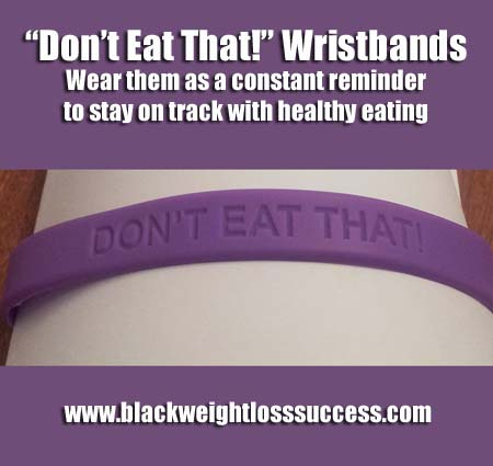 don't eat that wrist