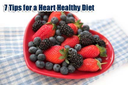 heart healthy diet