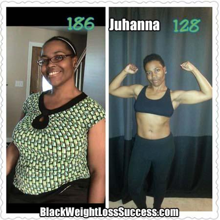 juhanna weight loss story