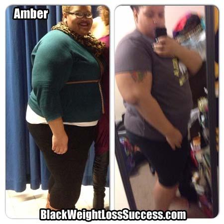 Amber weight loss
