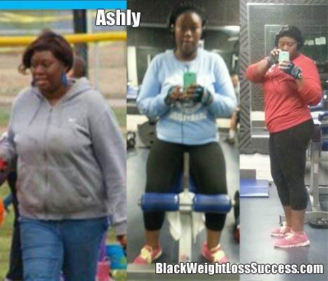 Ashley weight loss blog