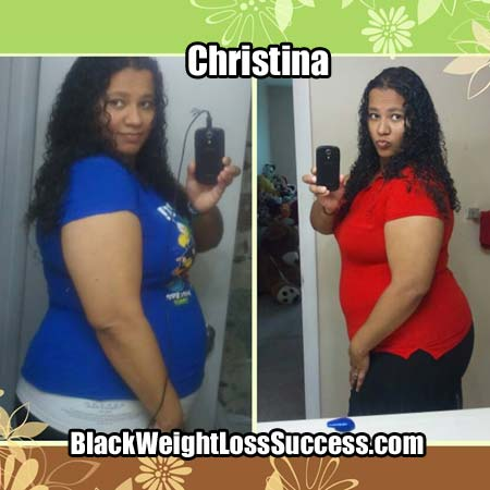 Christina weight loss story