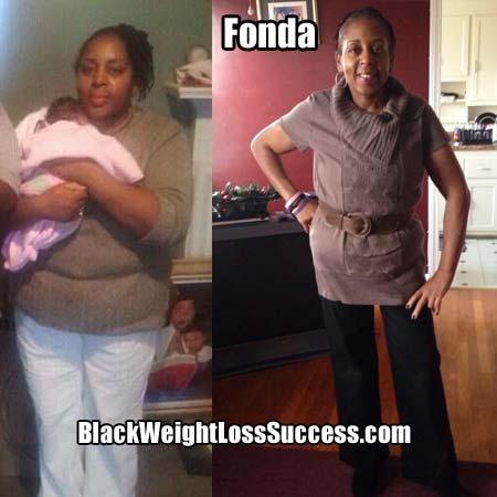 Fonda weight loss story