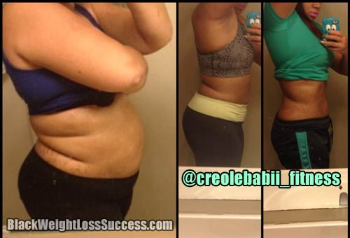 Jessie weight loss photos