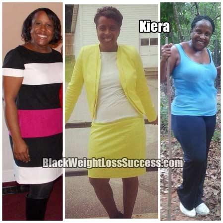 Kiera weight loss medifast