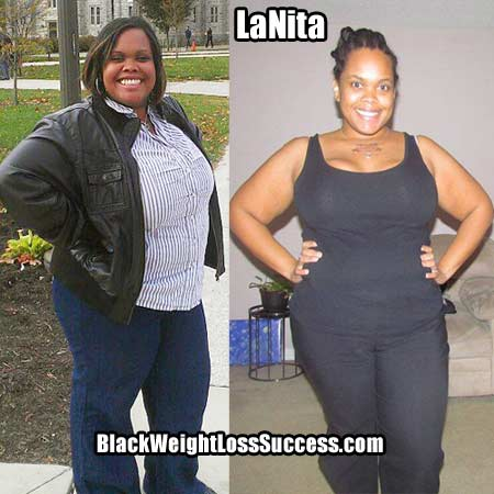 LaNita weight loss success story