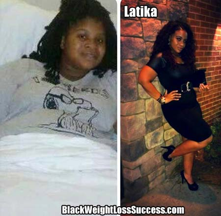 Latika weight loss