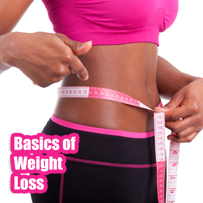 basics of weight loss