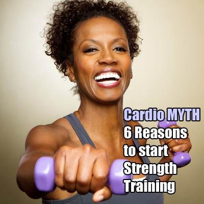 cardio myth