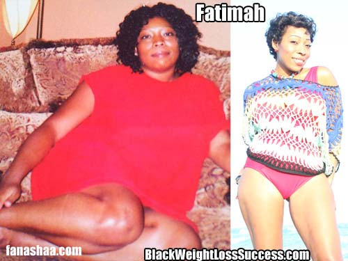 fatimah before and after
