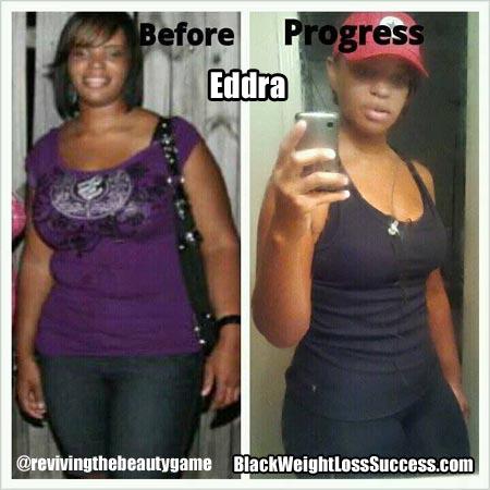 Eddra weight loss