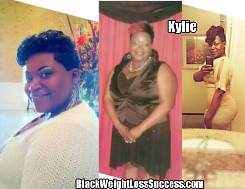 Kylie weight loss success story