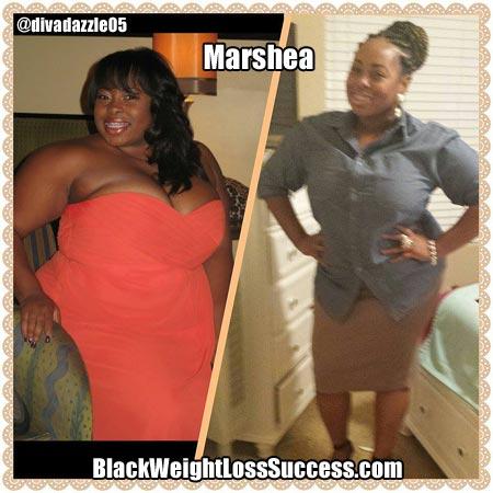 Marshea weight loss
