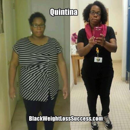 Quintina weight loss