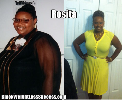 Rosita weight loss story