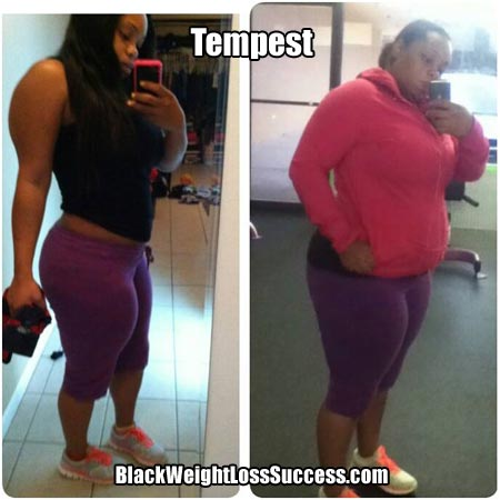 Tempest weight loss