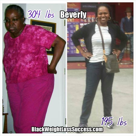 beverly shred weight loss