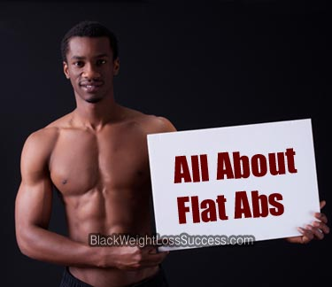 flat abs six pack tips