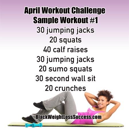 Apr 2014 workout