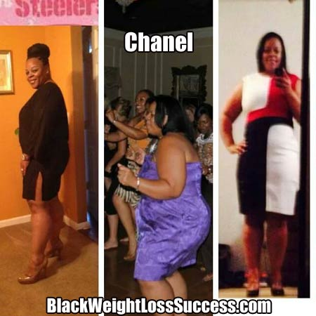 Chanel weight loss