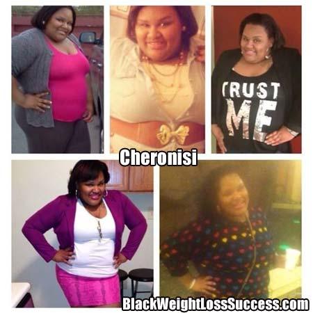 Cheronisi weight loss