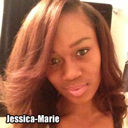 Jessica-Marie weight loss